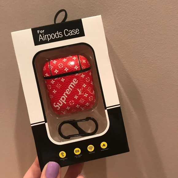 Accessories Supreme Airpod Cases Poshmark